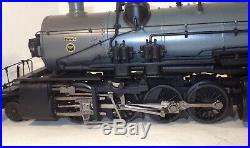 Mth 2-8-8-8-2 Triplex Steam Engine Erie Cab #5016 Ps-2 O Scale Mint Condition