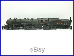 Mth 20-3362-1 Virginian 2-8-8-8-2 Triplex Steam Locomotive O Scale As Is