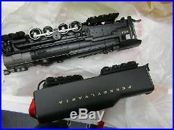 Mth 30-1149-0 Pennsylvania S-2 Turbine Steam Engine Railking Semi Scale 3 Rail