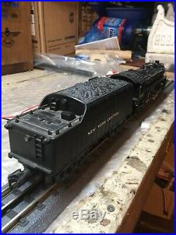 Mth steam engines locomotives o scale