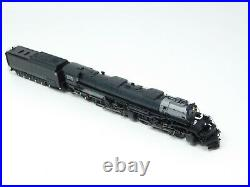 N Scale Athearn 11821 UP Unlettered 4-8-8-4 Big-Boy Steam Locomotive with DCC