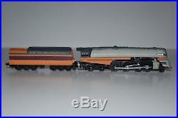 N Scale Con-Cor Milwaukee Hiawatha J3a 4-6-4 Hudson Steam Locomotive 153 J6691