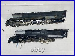 N Scale Con Cor Rivarossi Big Boys Steam Engines 4-8-8-4 Union Pacific UP Parts