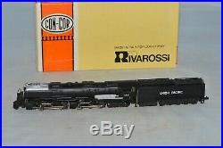 N Scale Con Cor Rivarossi Union Pacific 4-6-6-4 Challenger Locomotive #3967 NIB