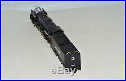 N Scale Con Cor Union Pacific 4-6-6-4 Challenger #3977 Steam Locomotive & Tender