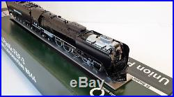 N Scale KATO FEF-3 4-8-4'Union Pacific' Road #844 DCC Ready Item #126-0401