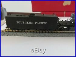 N Scale Key AC-12 Cab-Forward Factory Painted SP 4294 Steam Locomotive