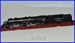 N Scale Mrc/rowa 2-8-8-2 Mallet Santa Fe Steam Loco Factoty Smoke Unit Rare