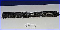 N Scale Rivarossi 0001-003605 Union Pacific BIG BOY 4-8-8-4 Steam Loco 4004