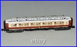 N Scale minitrix 1017 Orient Express Train Set 1 Loco & 5 Passenger Cars LNIB