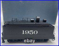 N Scale steam locomotive brass Santa Fe United/Atlas 2-8-0