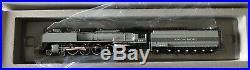 N scale KATO 4-8-4 FEF-3 UP #844 Custom painted TTG Greyhound Overland New
