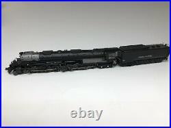 N scale union pacific steam locomotive 4-8-8-4 Big Boy 4012 Dcc Sound Athearn