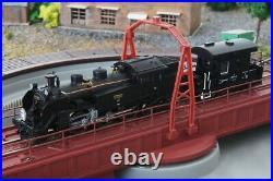 NEW Rokuhan T019-5 Z Scale Steam Locomotive Type C11 Number 207 TOBU SL TAIJU