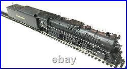 NPR HO Scale 2-8-4 Class S-3 Berkshire Locomotive Used #717