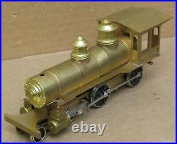 NWSL On3 Baldwin Class 8-18C 4-4-0 Steam Engine BRASS O-Scale