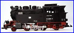 Newqida G Scale Steam Train Engine Remote Control Battery Operated Locomotive