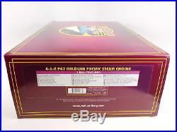 O Scale 2-Rail MTH 20-3255-2 CNJ Blue Comet 4-6-2 Steam Loco #831 with Sound