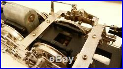 O Scale 2 Rail brass unpainted KTM NYC Niagara 4-8-4. Original Box