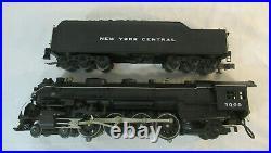 O Scale Lionel 4-8-2 Mohawk L-3 Class Steam Locomotive New York Central 3000