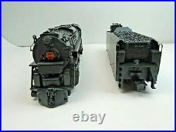O-Scale Lionel 6-28078 Odyssey Pennsylvania 2-10-4 Texas Steam Engine & Tender