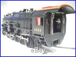 O-Scale MTH Premier Pennsylvania 2-10-0 Decapod Steam Engine NIB Item 20-3117-1