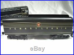 O Scale Weaver Brass Pennsylvania Torpedo 4-6-2 Pacific NIB. #3768 181 of 538