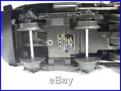 O-Scale Weaver PRR 4-4-4-4 T-1 Duplex Steam Loco All Brass body 3-rail