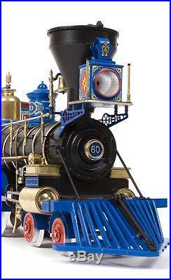 Occre Jupiter American Steam Wild West Locomotive 132 Scale Model Train Kit