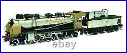 Occre Pacific 231 Locomotive 132 Scale 54003 Model Train Kit
