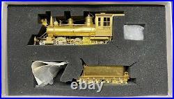 On3 Steam Iron Horse Models Precision Scale Co. Mogul N. C. N. G. 2-6-0 #5 Rare