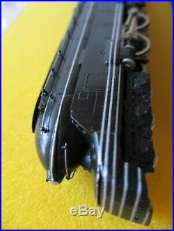 Oriental Limited N scale, Pennsylvania S-1, 6-4-4-6, Brass, PRR, painted