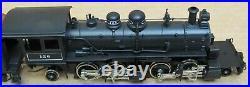 Oriental Limited/Samhongsa 2-4-4-2 Baldwin Mallet Steam Engine BRASS HO-Scale