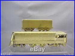 Overland Models Ho Scale I463 Milwaukee Rd'a' 4-4-2 Steam Engine & Tender U/p