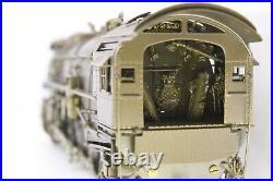 PFM Atlas Brass Crown HO Scale C & O 2-8-2 Class K-3 Locomotive & Tender