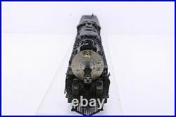 PFM Atlas Brass HO Scale Santa Fe 4-8-4 Northern Locomotive Custom Paint