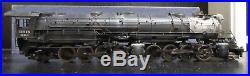 PFM L-125 Rio Grande HO Scale Brass 2-8-8-2 Steam Engine and Tender