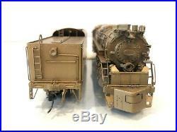 PFM United Scale Models Brass Chesapeake & Ohio J3a 4-8-4 Steam Locomotive