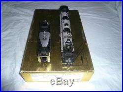 PSC Precision Scale Co Crown Series DM&IR M-4 2-8-8-4 live steam