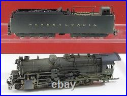 Pennsylvania PRR #4293 I-1s 2-10-0 Locomotive Weathered Key Imports N Scale