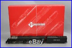 Precision Craft Models 575 HO Scale Union Pacific Big Boy 4-8-8-4 Steam Loco & T