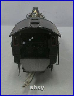 Precision O Scale BRASS NYC Steam Loco & Tender #1251 2-Rail EX/Box