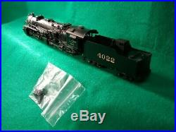 Precision Scale Co. HO Scale Brass Southern LS-1 2-8-8-2 #5 of 41 DCC withSound