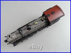 Precision Scale N. P. Class Q-4 4-6-2 #2196 F/P Passenger Gray #8 of 10