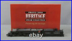 Proto 2000 23330 HO Scale 2-8-8-2 Steam Locomotive with Tender EX/Box