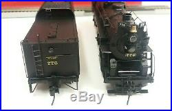 Proto 2000 HO Scale 2-8-4 Berkshire Nickel Plate Road 920-31676 DCC With SOUND