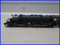 Proto/ Heritage Pennsylvania 2-8-8-2 Steam Locomotive # 376 & Tender N Scale