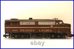 REA/Aristo-Craft G Scale REA-22049 NST/PRR Alco Locomotive With Tusc-1 Stripe OB