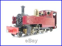 ROUNDHOUSE 16mm G SCALE LIVE STEAM 2-6-2T'RUSSELL' WITH RADIO CONTROL