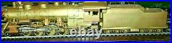 Rare Westside Beautiful O Scale Brass AT&SF Mikado in good condition IN OB